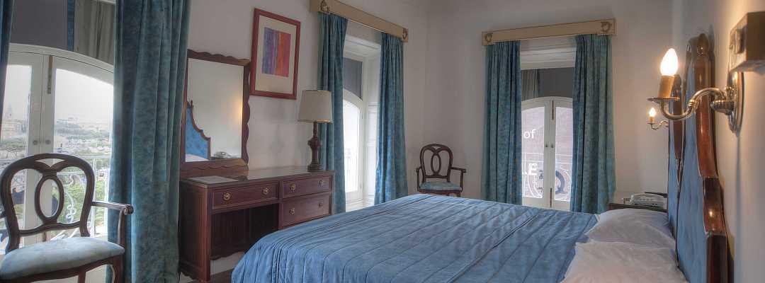 Castille Hotel Rooms In Valletta Malta