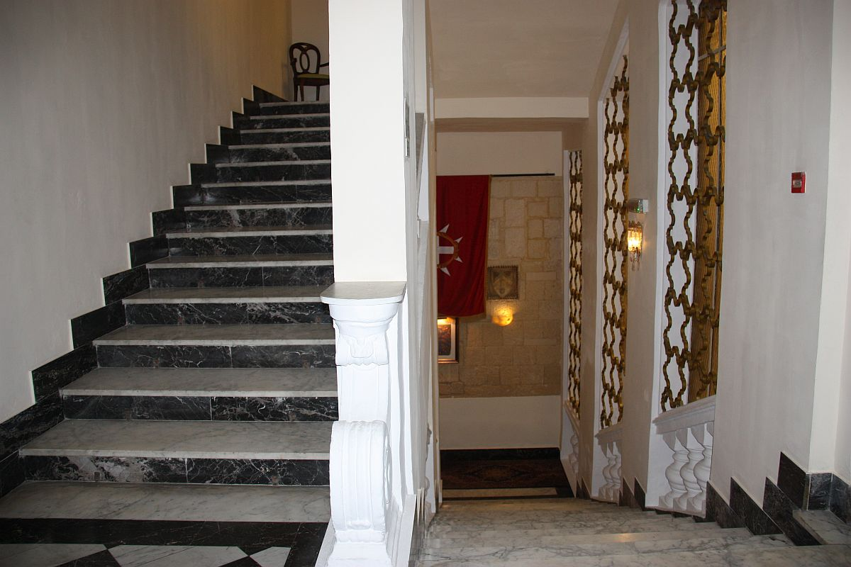 Floors leading to the various rooms and facilities of the Hotel can be accessed either by stairs or lift